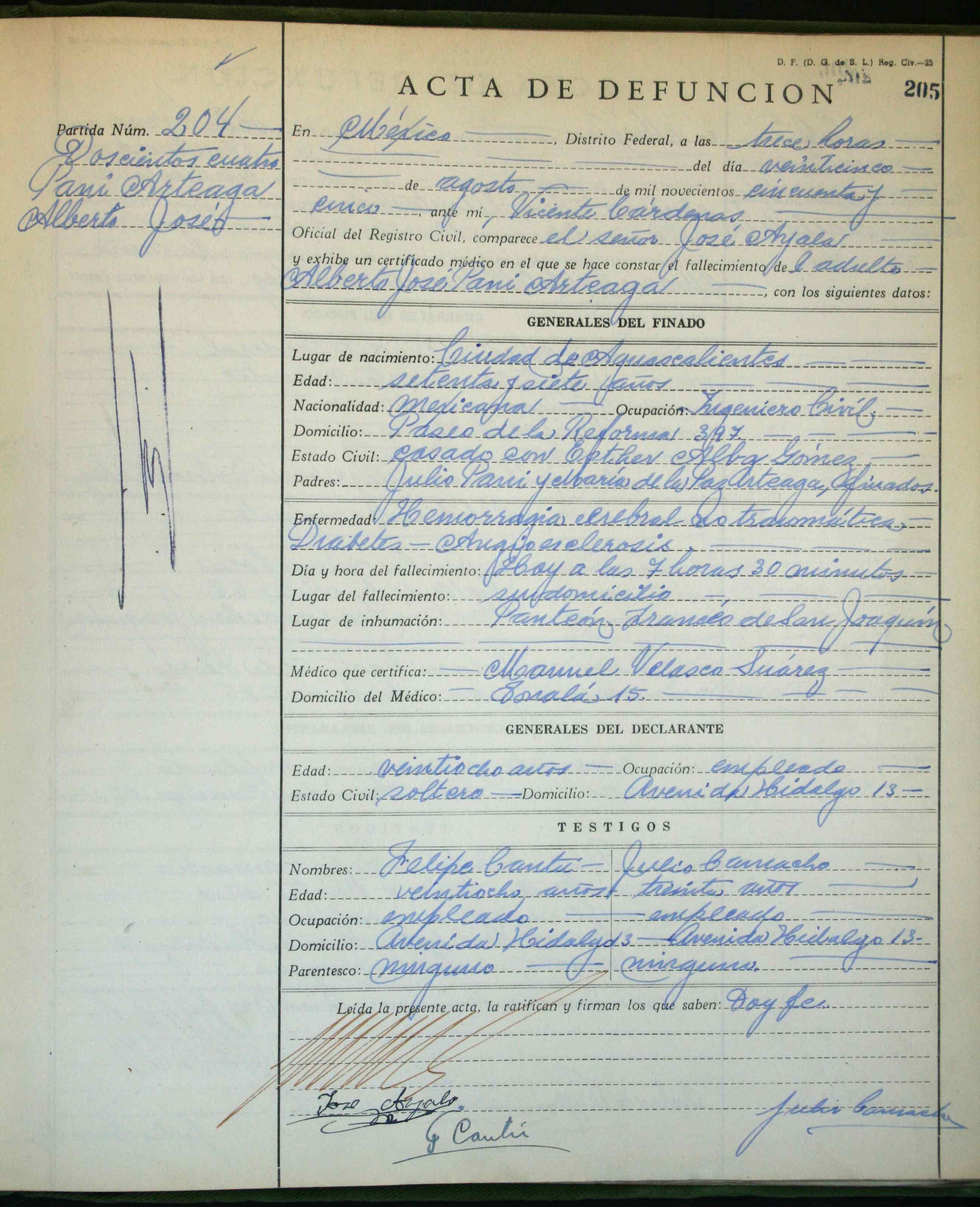 Lujo Michigan Certificado De Nacimiento Registro Civil Regalo ...