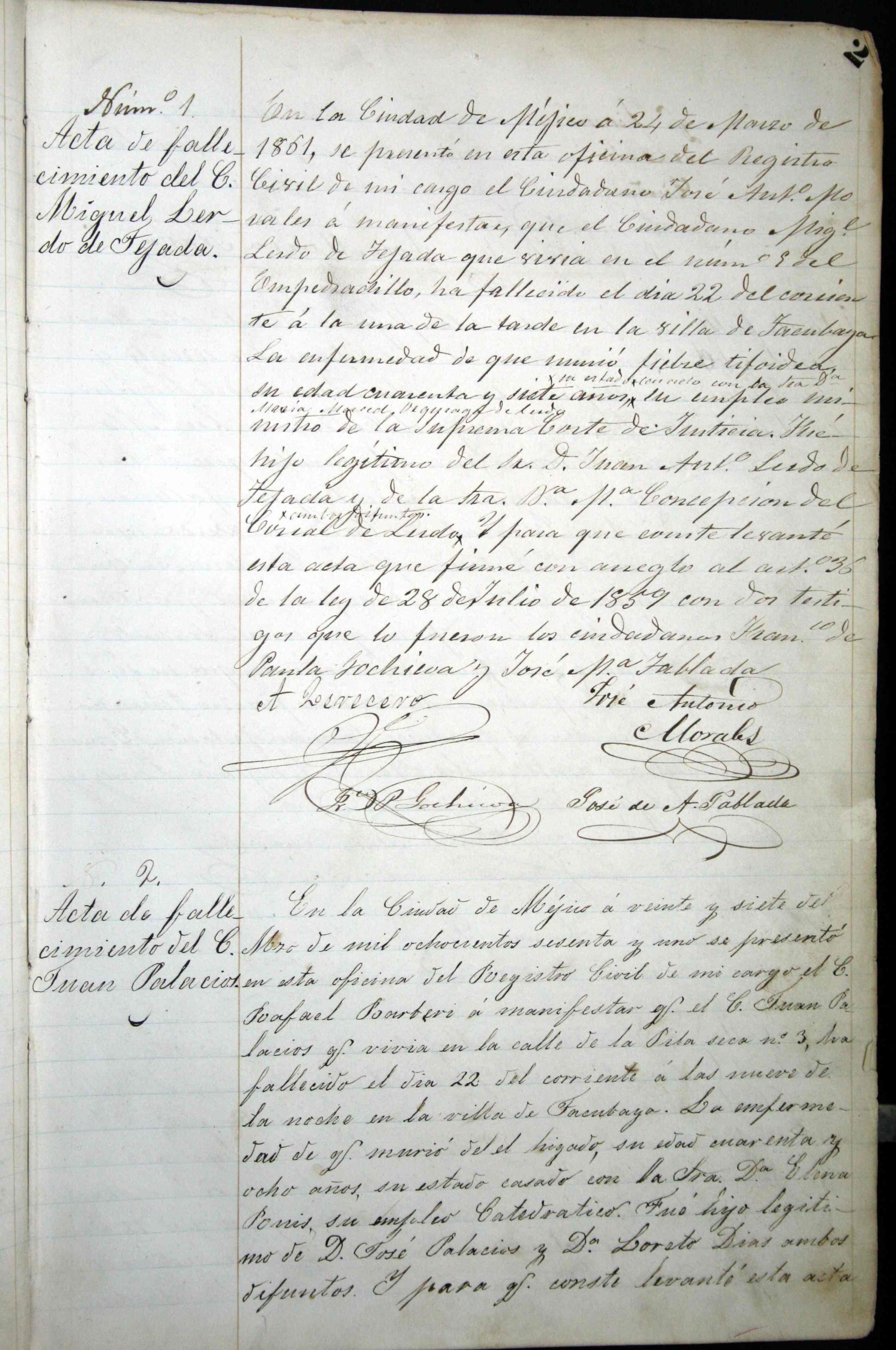 Dirección General del Registro Civil - Consejería Jurídica y de ...